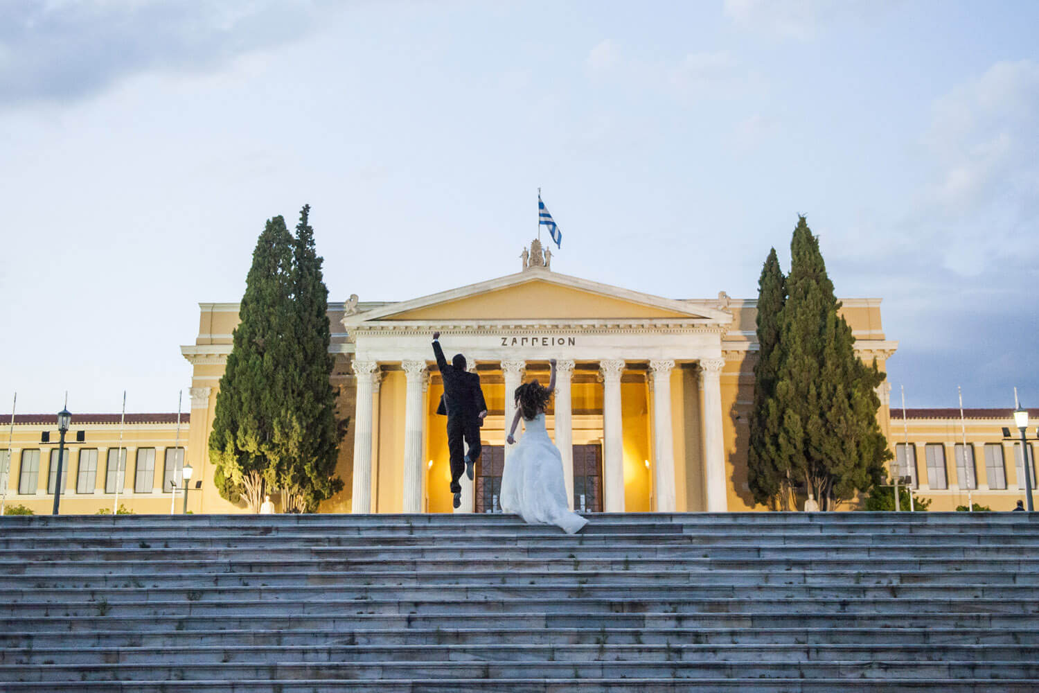 Athens wedding greece