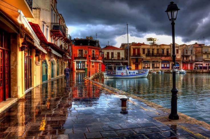 syros winter greece