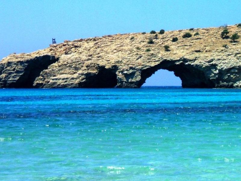 gavdos beach